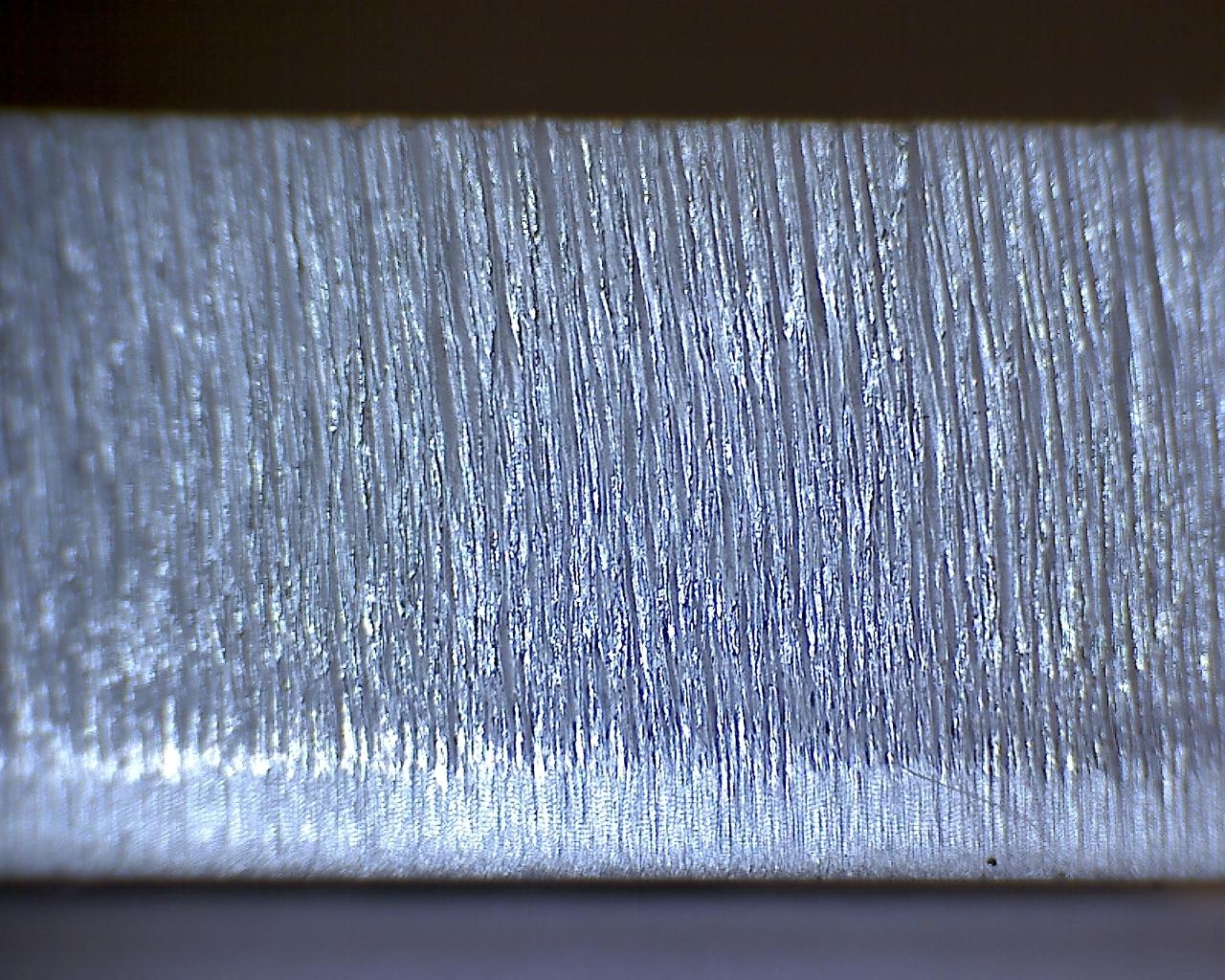 Hier ein Schnittbild von 12mm Alu mit Stickstoff geschnitten